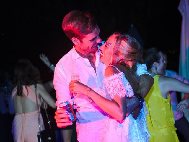 Il matrimonio di Clayton e Lara a Laveno-Mombello, Varese 92