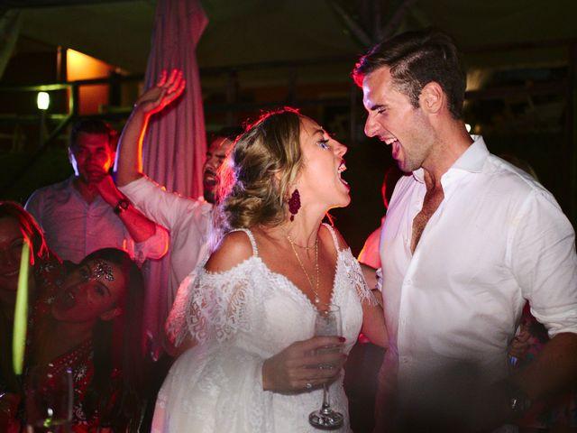 Il matrimonio di Clayton e Lara a Laveno-Mombello, Varese 93
