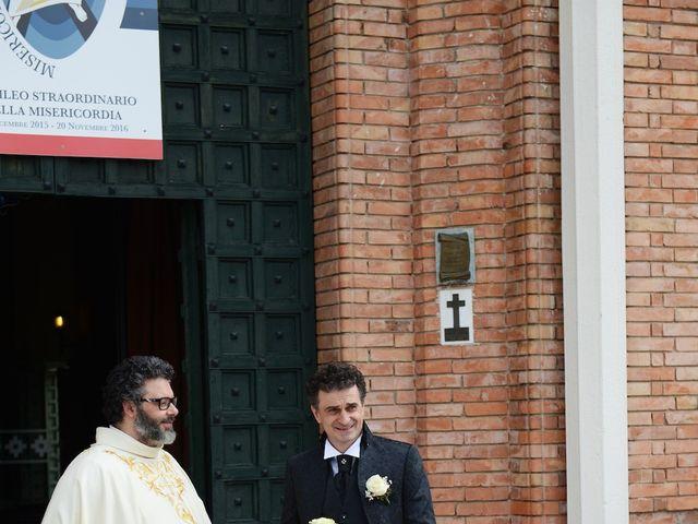 Il matrimonio di Davide e Laura a Castelnovo Bariano, Rovigo 14