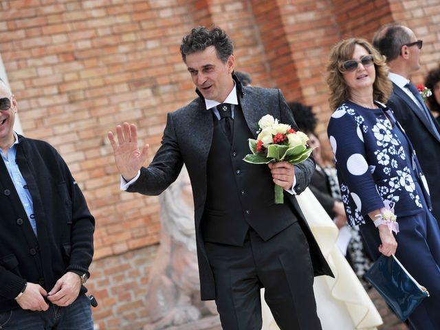 Il matrimonio di Davide e Laura a Castelnovo Bariano, Rovigo 15