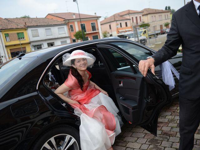 Il matrimonio di Davide e Laura a Castelnovo Bariano, Rovigo 17