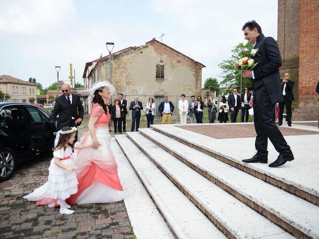 Il matrimonio di Davide e Laura a Castelnovo Bariano, Rovigo 18