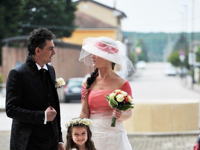 Il matrimonio di Davide e Laura a Castelnovo Bariano, Rovigo 20