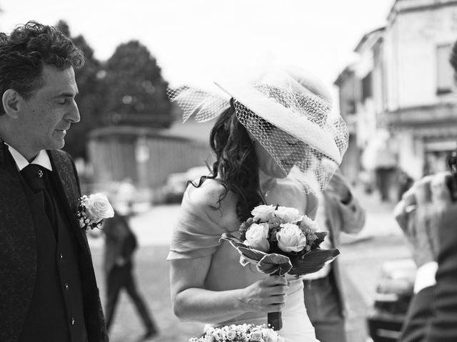 Il matrimonio di Davide e Laura a Castelnovo Bariano, Rovigo 21