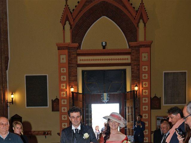 Il matrimonio di Davide e Laura a Castelnovo Bariano, Rovigo 22