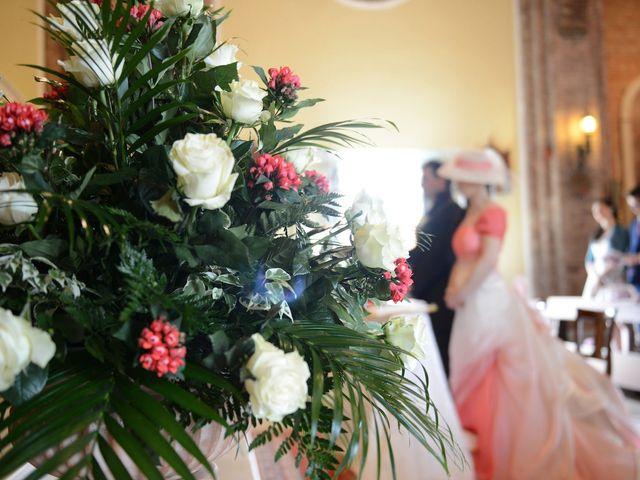 Il matrimonio di Davide e Laura a Castelnovo Bariano, Rovigo 25