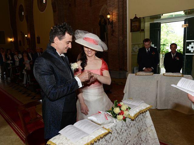 Il matrimonio di Davide e Laura a Castelnovo Bariano, Rovigo 26