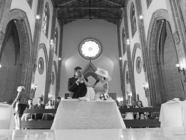 Il matrimonio di Davide e Laura a Castelnovo Bariano, Rovigo 28