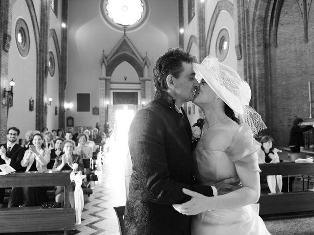 Il matrimonio di Davide e Laura a Castelnovo Bariano, Rovigo 29
