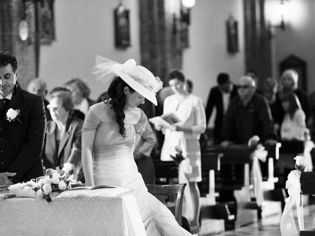 Il matrimonio di Davide e Laura a Castelnovo Bariano, Rovigo 32