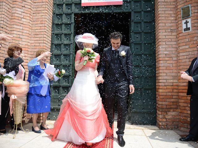 Il matrimonio di Davide e Laura a Castelnovo Bariano, Rovigo 33