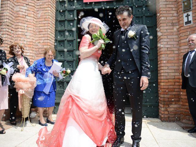 Il matrimonio di Davide e Laura a Castelnovo Bariano, Rovigo 34