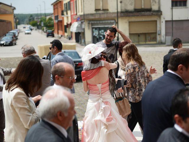 Il matrimonio di Davide e Laura a Castelnovo Bariano, Rovigo 36