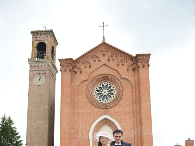 Il matrimonio di Davide e Laura a Castelnovo Bariano, Rovigo 38