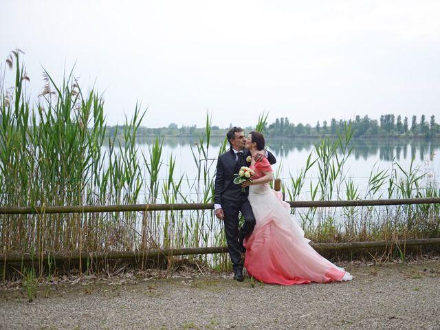 Il matrimonio di Davide e Laura a Castelnovo Bariano, Rovigo 48