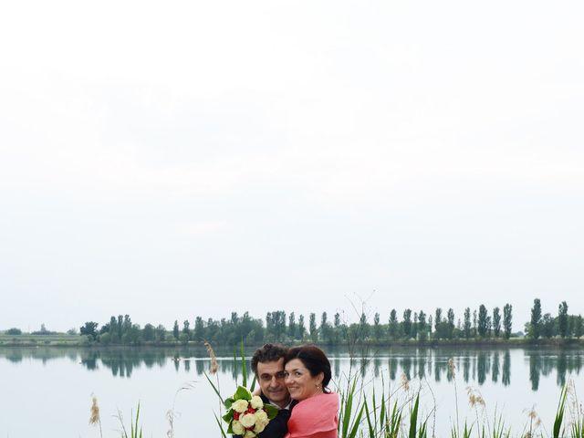 Il matrimonio di Davide e Laura a Castelnovo Bariano, Rovigo 49
