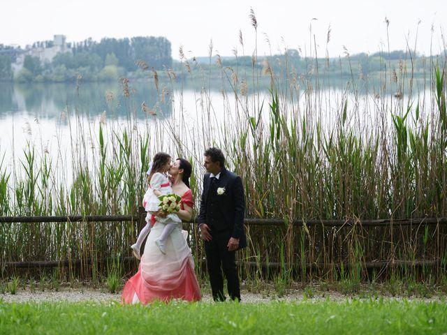Il matrimonio di Davide e Laura a Castelnovo Bariano, Rovigo 50
