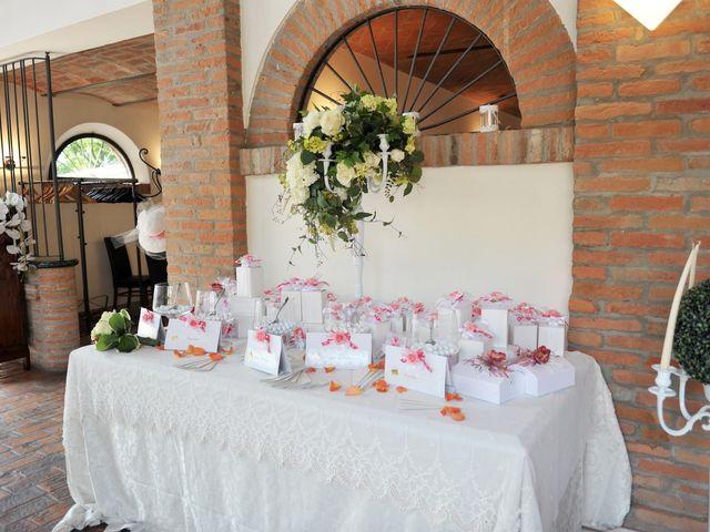 Il matrimonio di Davide e Laura a Castelnovo Bariano, Rovigo 56