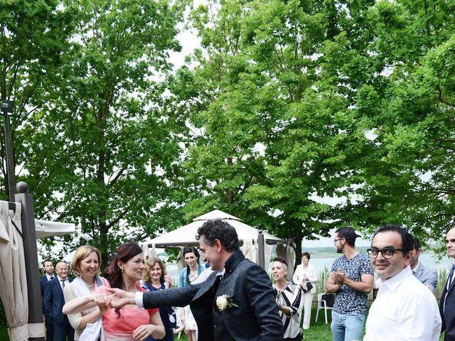Il matrimonio di Davide e Laura a Castelnovo Bariano, Rovigo 62