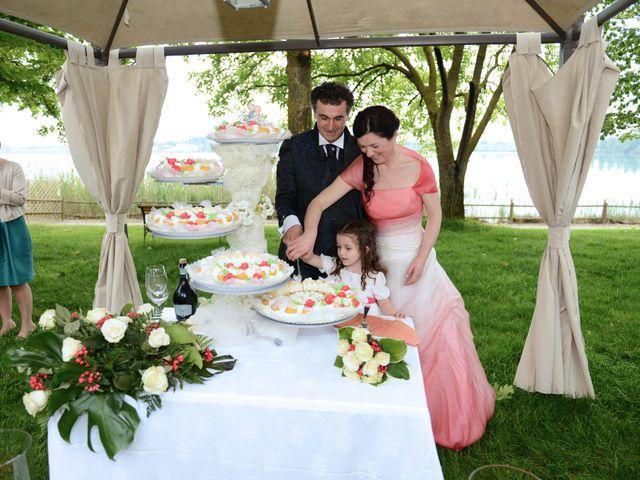 Il matrimonio di Davide e Laura a Castelnovo Bariano, Rovigo 68