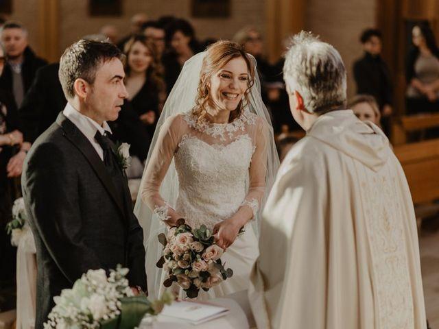 Il matrimonio di Cinzia e Giacomo a Pesaro, Pesaro - Urbino 82