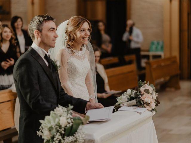 Il matrimonio di Cinzia e Giacomo a Pesaro, Pesaro - Urbino 83