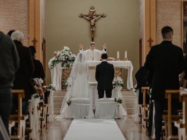 Il matrimonio di Cinzia e Giacomo a Pesaro, Pesaro - Urbino 84