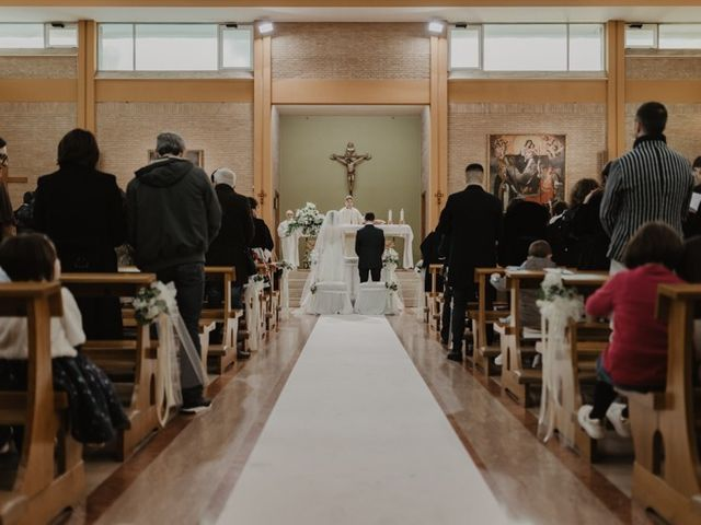 Il matrimonio di Cinzia e Giacomo a Pesaro, Pesaro - Urbino 86