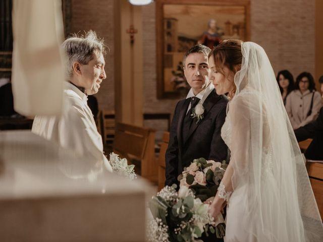 Il matrimonio di Cinzia e Giacomo a Pesaro, Pesaro - Urbino 89