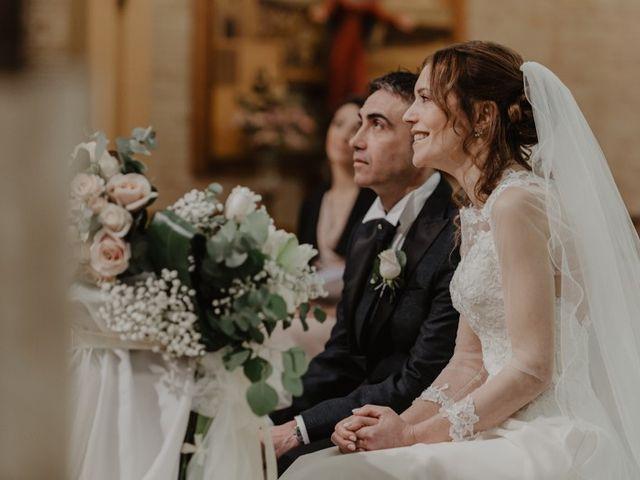 Il matrimonio di Cinzia e Giacomo a Pesaro, Pesaro - Urbino 93