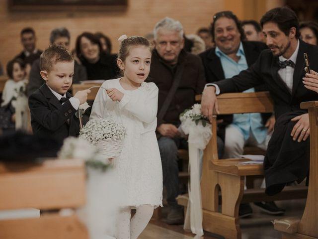 Il matrimonio di Cinzia e Giacomo a Pesaro, Pesaro - Urbino 102
