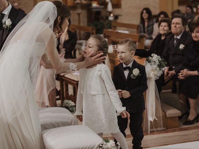 Il matrimonio di Cinzia e Giacomo a Pesaro, Pesaro - Urbino 110