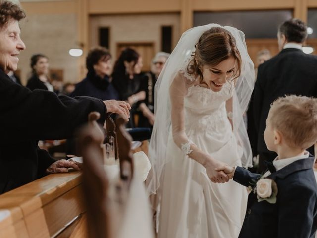 Il matrimonio di Cinzia e Giacomo a Pesaro, Pesaro - Urbino 115