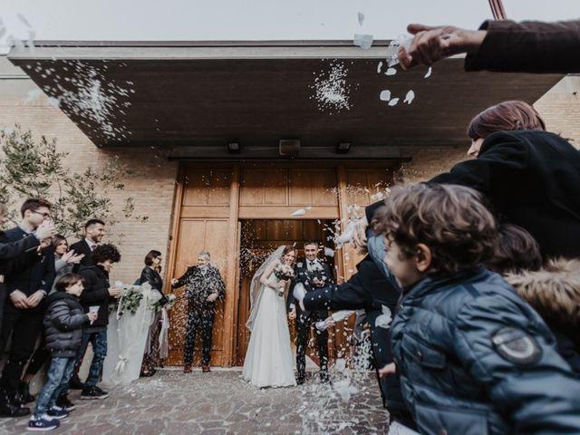 Il matrimonio di Cinzia e Giacomo a Pesaro, Pesaro - Urbino 123