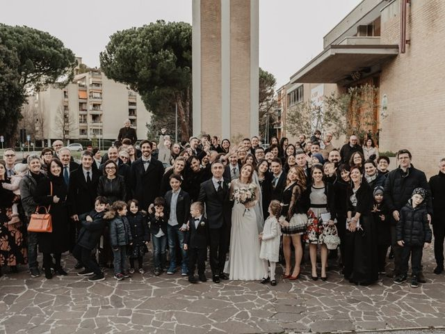 Il matrimonio di Cinzia e Giacomo a Pesaro, Pesaro - Urbino 134