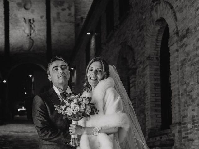 Il matrimonio di Cinzia e Giacomo a Pesaro, Pesaro - Urbino 135