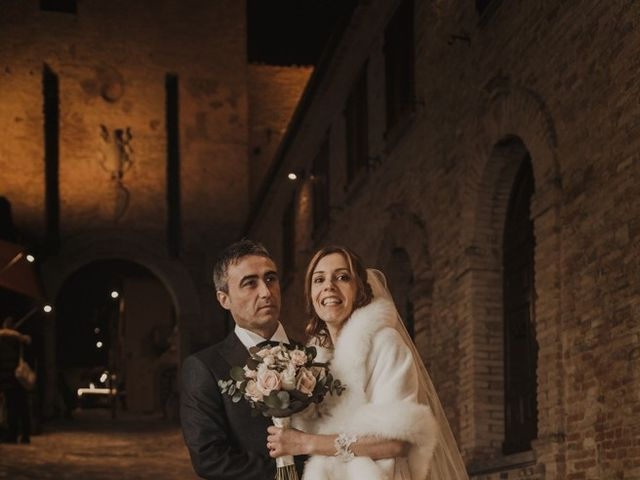 Il matrimonio di Cinzia e Giacomo a Pesaro, Pesaro - Urbino 136