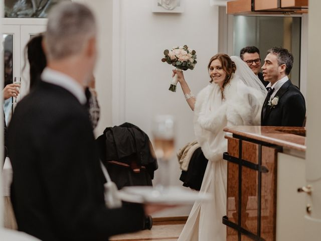 Il matrimonio di Cinzia e Giacomo a Pesaro, Pesaro - Urbino 183