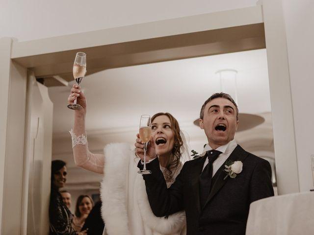 Il matrimonio di Cinzia e Giacomo a Pesaro, Pesaro - Urbino 187