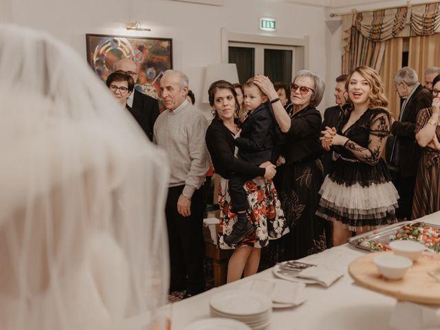 Il matrimonio di Cinzia e Giacomo a Pesaro, Pesaro - Urbino 189