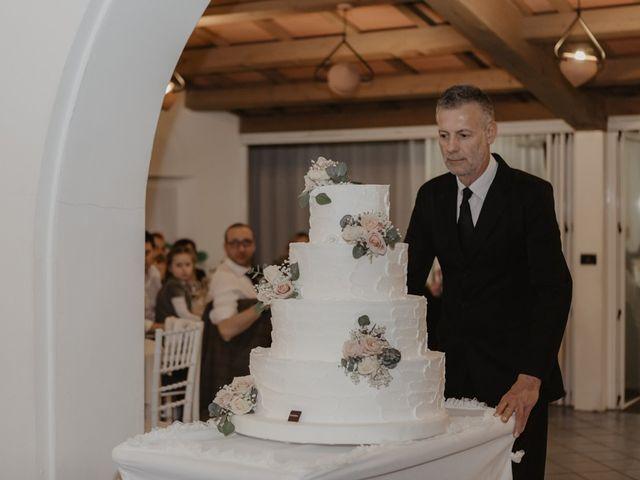 Il matrimonio di Cinzia e Giacomo a Pesaro, Pesaro - Urbino 253