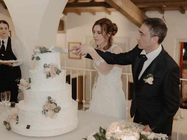 Il matrimonio di Cinzia e Giacomo a Pesaro, Pesaro - Urbino 256