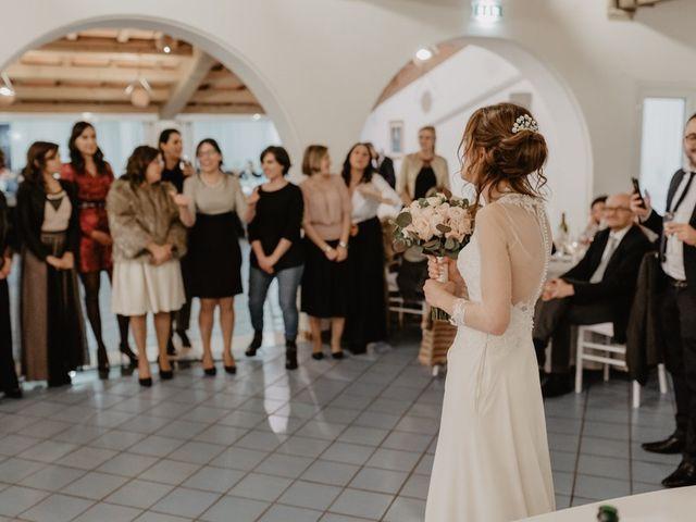 Il matrimonio di Cinzia e Giacomo a Pesaro, Pesaro - Urbino 259