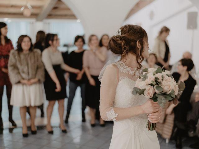 Il matrimonio di Cinzia e Giacomo a Pesaro, Pesaro - Urbino 260