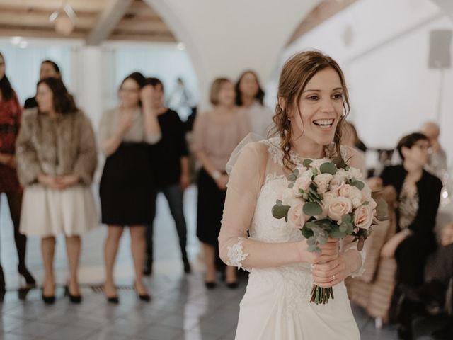 Il matrimonio di Cinzia e Giacomo a Pesaro, Pesaro - Urbino 261