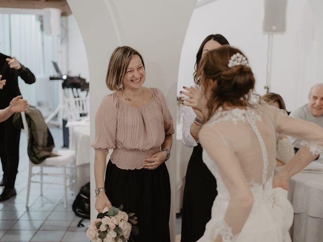 Il matrimonio di Cinzia e Giacomo a Pesaro, Pesaro - Urbino 266