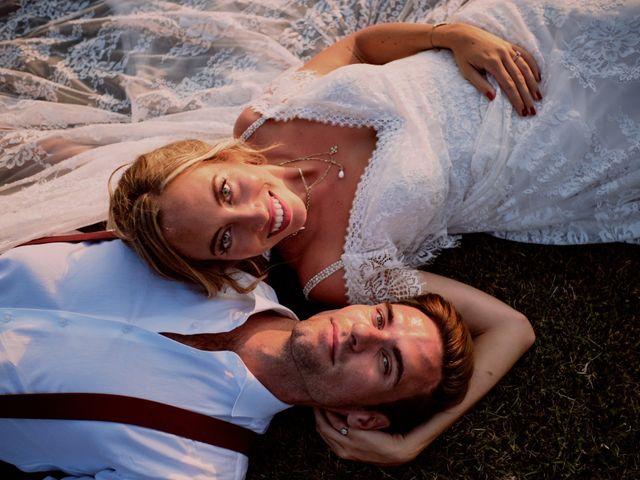 Il matrimonio di Clayton e Lara a Laveno-Mombello, Varese 71