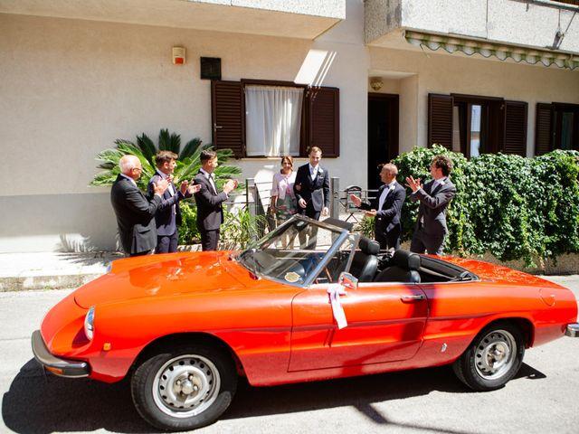 Il matrimonio di Giulio e Giusy a Monterosso Almo, Ragusa 16