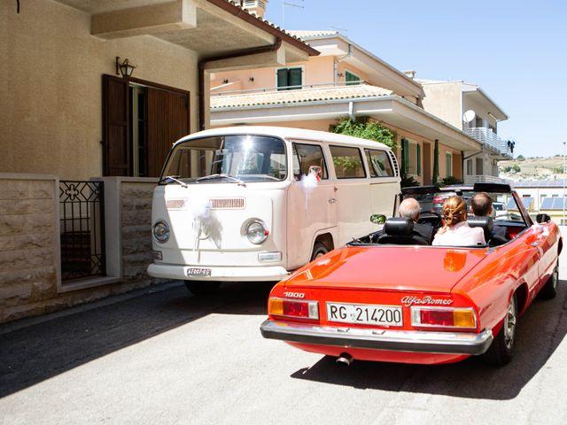 Il matrimonio di Giulio e Giusy a Monterosso Almo, Ragusa 17