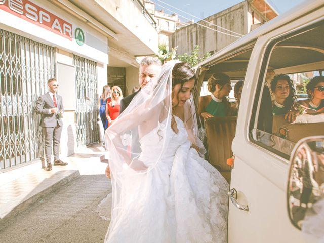 Il matrimonio di Giulio e Giusy a Monterosso Almo, Ragusa 28
